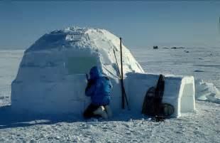 eskimo haus eskimos houses