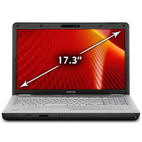 toshiba satellite l550 st2744 17 3 inch laptop review
