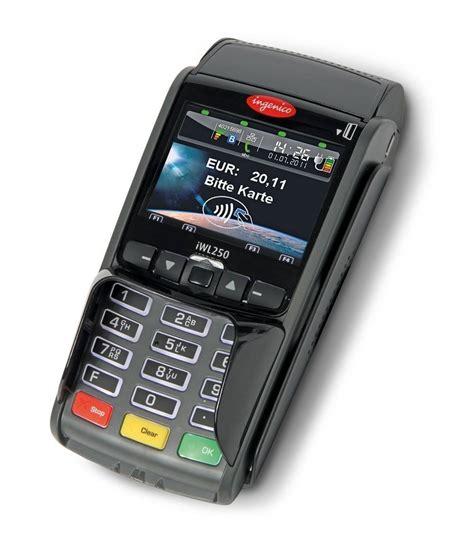 gprs for mobile ingenico iwl 250 gprs mobiles ec terminal einfachzahlen