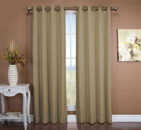 grommet curtains blackout ricardo tacoma double blackout grommet top curtain panel
