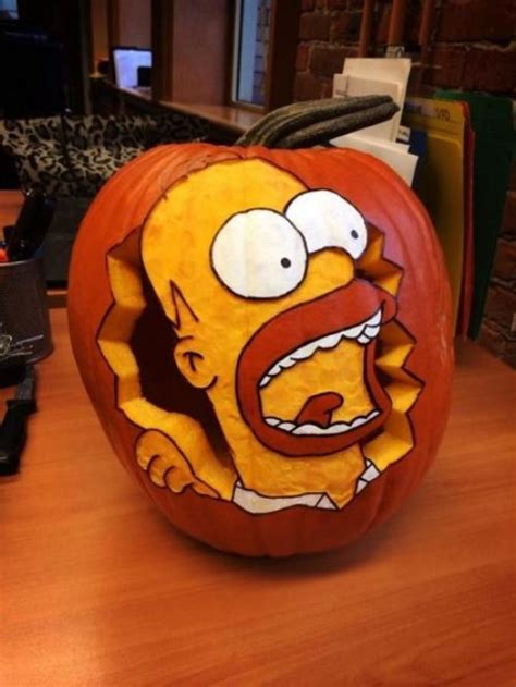 homer pumpkin template pumpkin photos that are worthy of attention