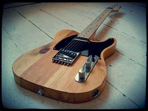 Handmade Mandolin - creamery custom handmade pine telecaster guitar the