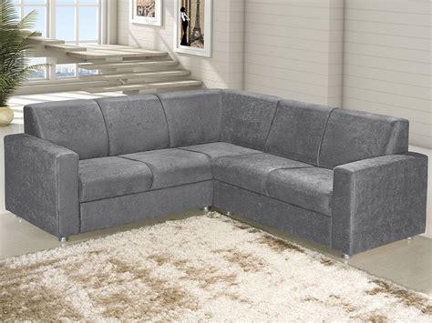 capa de sofá de canto redondo sof 225 de canto chaise 2 lugares revestimento suede roma