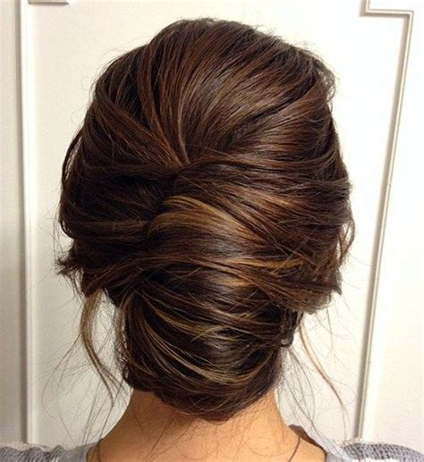 contemporary updos 25 effortless updos for medium length hair hairstyle for