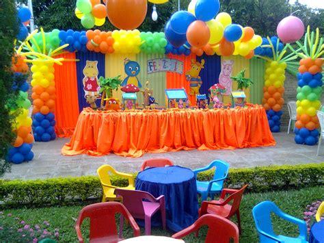 decoracion cumpleanos infantiles a y p fiestas decoracion de cumplea 241 os infantiles