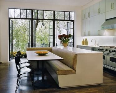 contemporary kitchen islands with seating 25 best ideas about banquette seating on