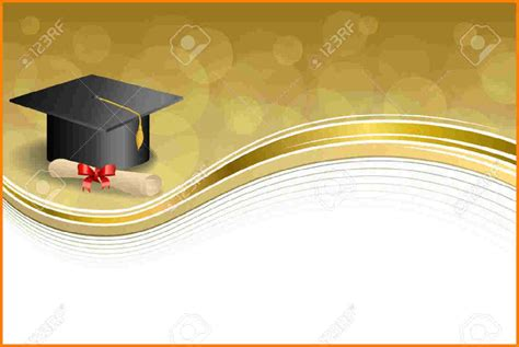 graduation background templates 10 graduation design background sle of invoice