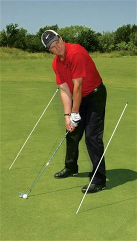 golf swing problems topping the ball 1000 images about golf swing plane drill on pinterest