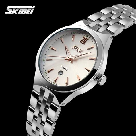 Skmei Jam Tangan Analog Wanita Cewek Ori Terbaru jam tangan casio surabaya jualan jam tangan wanita