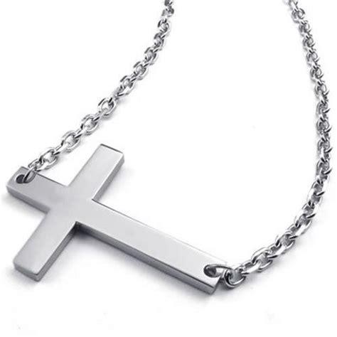 cadenas de plata hombre con cruz las 25 mejores ideas sobre colgante de cruz para hombre