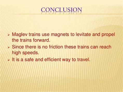 research paper on maglev maglev ppt