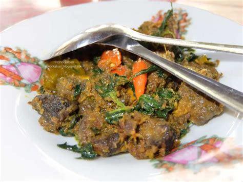 kuliner ganjuran yogyakarta indonesia cinorkabanblog