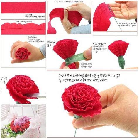 hacer flores de papel crepe 6 jpg noredirect car tuning de asignacion las 25 mejores ideas sobre flores de papel crep 233 en
