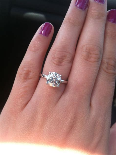 25 best images about rings on Pinterest   Diamond settings