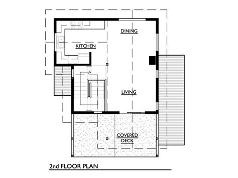 Cottage Style House Plan   2 Beds 1 Baths 1000 Sq/Ft Plan