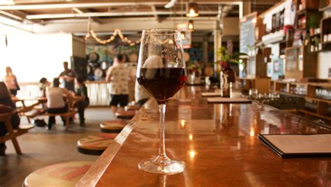 oxbow tasting room wine and at a brewery at oxbow s tasting room in portland you bet mainetoday