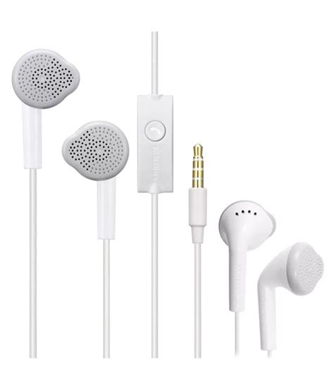Samsung Earphones by Samsung Galaxy On7 In Ear Wired Earphones With Mic Buy Samsung Galaxy On7 In Ear Wired