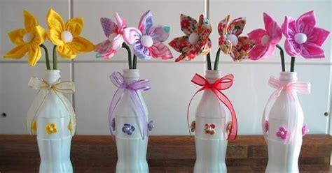 floreros bellos m 225 s y m 225 s manualidades reutiliza botellas de vidrio y
