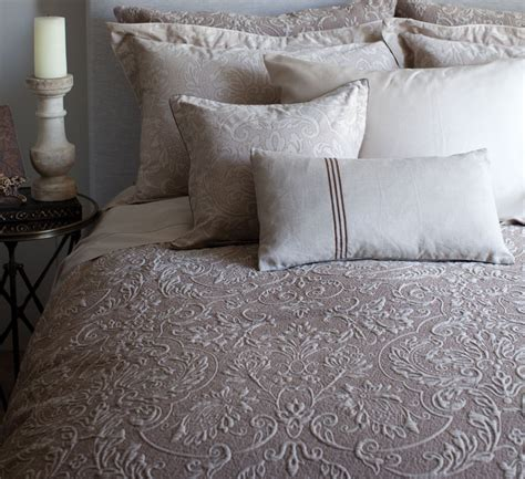 brown matelasse coverlet light brown cotton matelasse bedding coverlets
