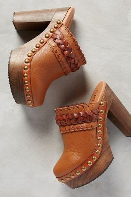 Wooden Shoes Just Got Hip by Best 25 Anthropologie Shoes Ideas On Boho