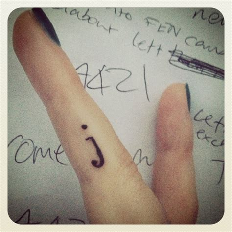 letter j tattoo on wrist best 25 letter j ideas on j j