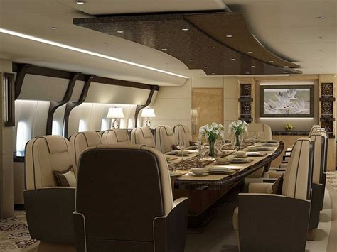 inside the 367 million jet inside the 367 million jet that will soon be called air