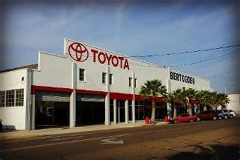 Bert Ogden Toyota Harlingen Find Car Dealers In 78550 Located In Harlingen Tx