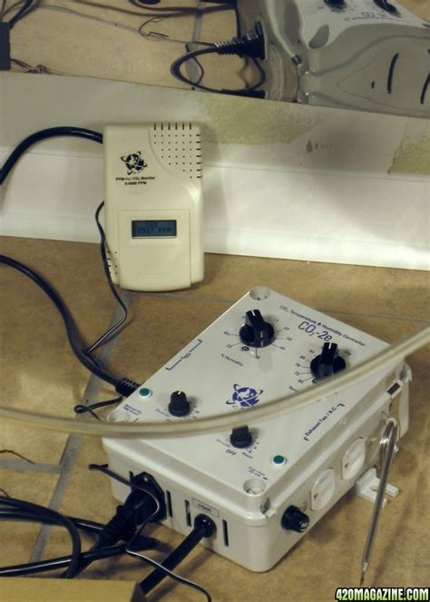 grow room generator want to learn how co2