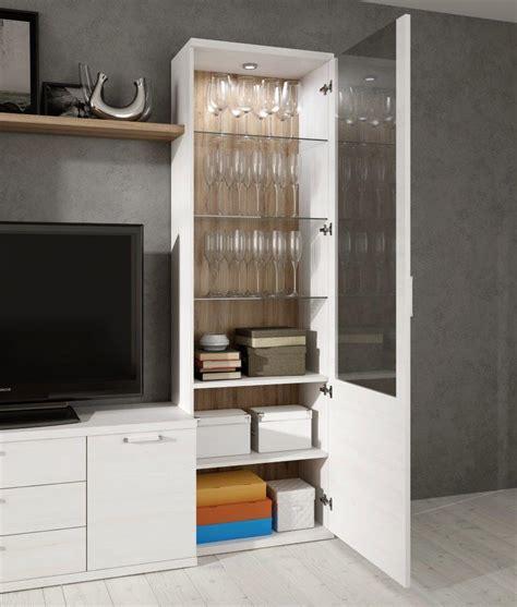 mueble vitrina comedor madera melamina moderno economico