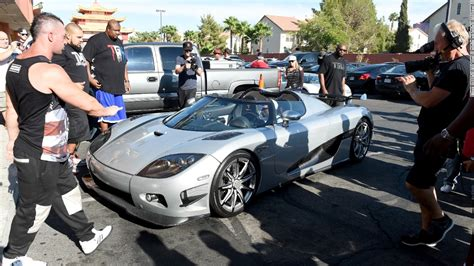 mayweather cars floyd mayweather pulls up to work in 4 8 million car