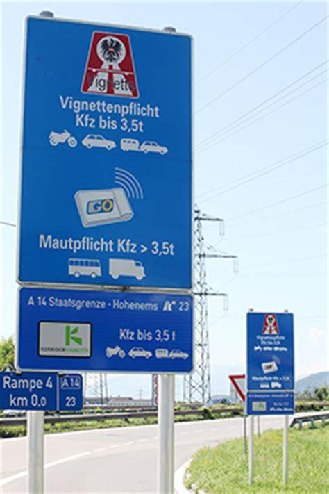 Auto In Sterreich Kaufen by Maut In 214 Sterreich Vignette In 214 Sterreich