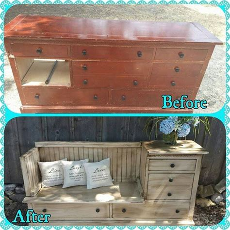 Dresser Refurbishing Ideas by 25 Best Ideas About Refurbished Furniture On