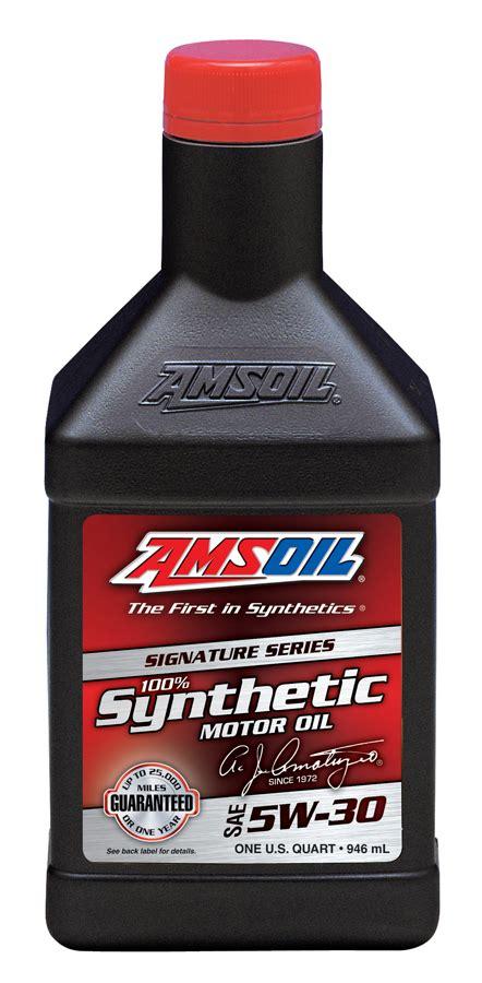 culture autosports amsoil sae 5w 30 signature series 100 synthetic motor 1 quart