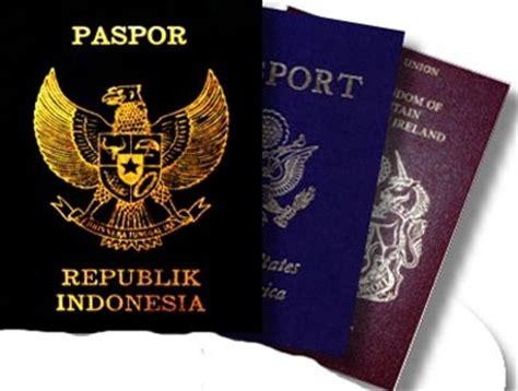 pembuatan paspor online berapa lama biaya pembuatan paspor paspor kilat