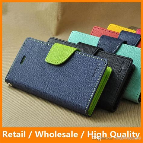Wallet Mercury Iphone 4 mercury iphone 7 7 plus leather wallet with card slot holder stand flip iphone 7 7 plus