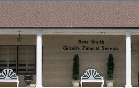 bass smith funeral home hickory carolina