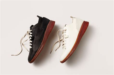 design milk leather the feit biotrainer is back for ss15 in semi cordovan