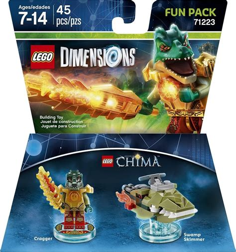 Lego 71223 Dimensions Pack Cragger 71223 pack lego dimensions wikia fandom powered by