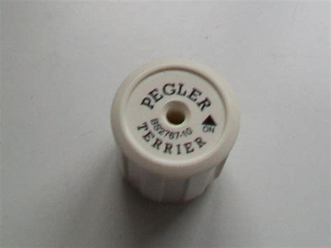 Radiator Knob by Pegler Terrier Radiator Valve Knob 07002410