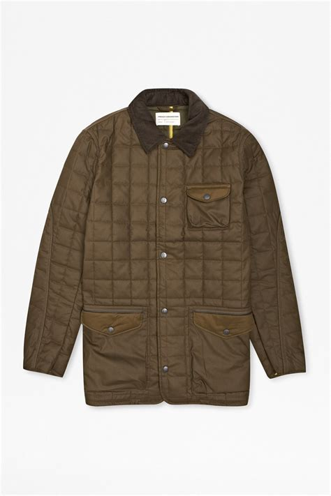Quilted Coats by Windfall Wadded Quilted Coat S Jackets Coats