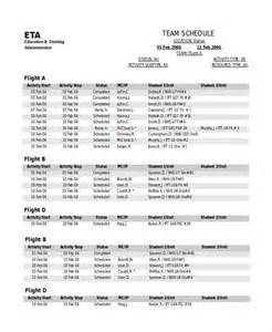 team calendar template sports schedule template 8 free word pdf documents