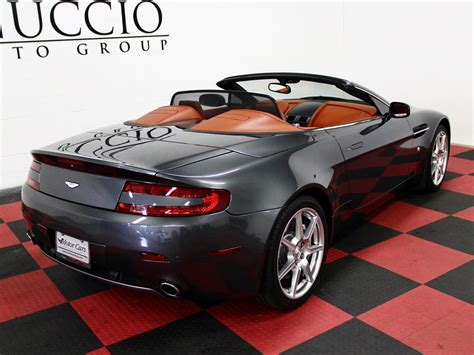 Aston Martin Vantage Convertible For Sale by 2008 Aston Martin Vantage V8 Convertible