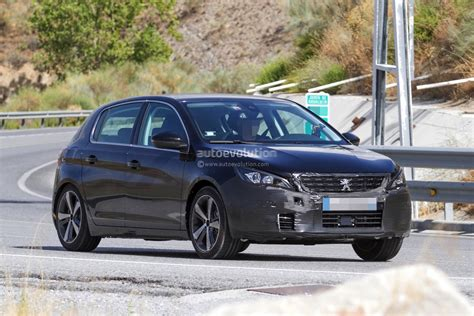 peugeot 308 models peugeot prepares to facelift 308 model lineup for 2017