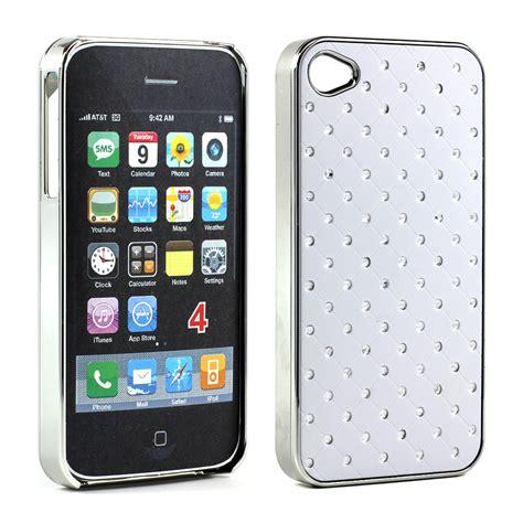 List Chrome Iphone 4 4g 4s Tpusoftcaseultrathinluxurysof 1 wholesale iphone 4 4s chrome white