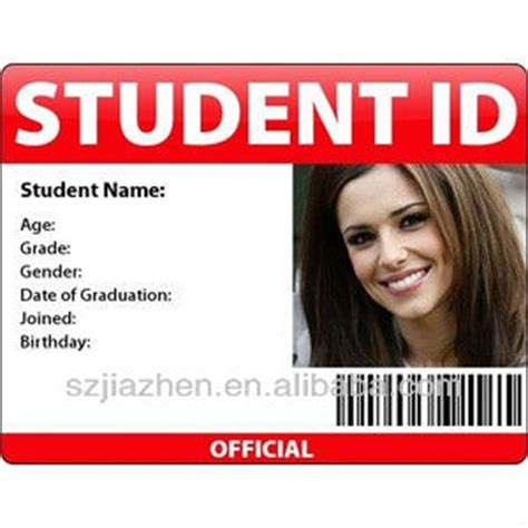 school id card template alibaba manufacturer directory suppliers manufacturers