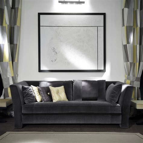 softhouse divani divano imbottito in tessuto orlando by softhouse