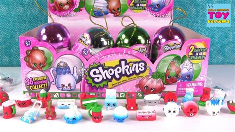 shopkins 2 ornaments 2 pack blind bag