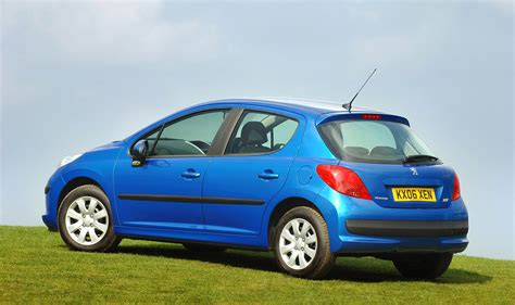 peugeot car cost peugeot 207 hatchback 2006 2012 running costs parkers