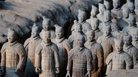 china  mystery  chinas terracotta army solved