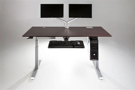 height for standing desk adjustable height standing desks and accessories multitable